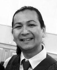 Composer Robin Estrada