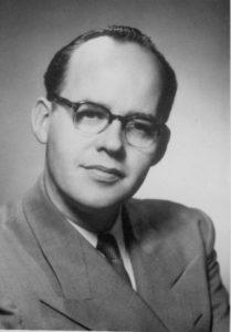Composer Roger Nixon