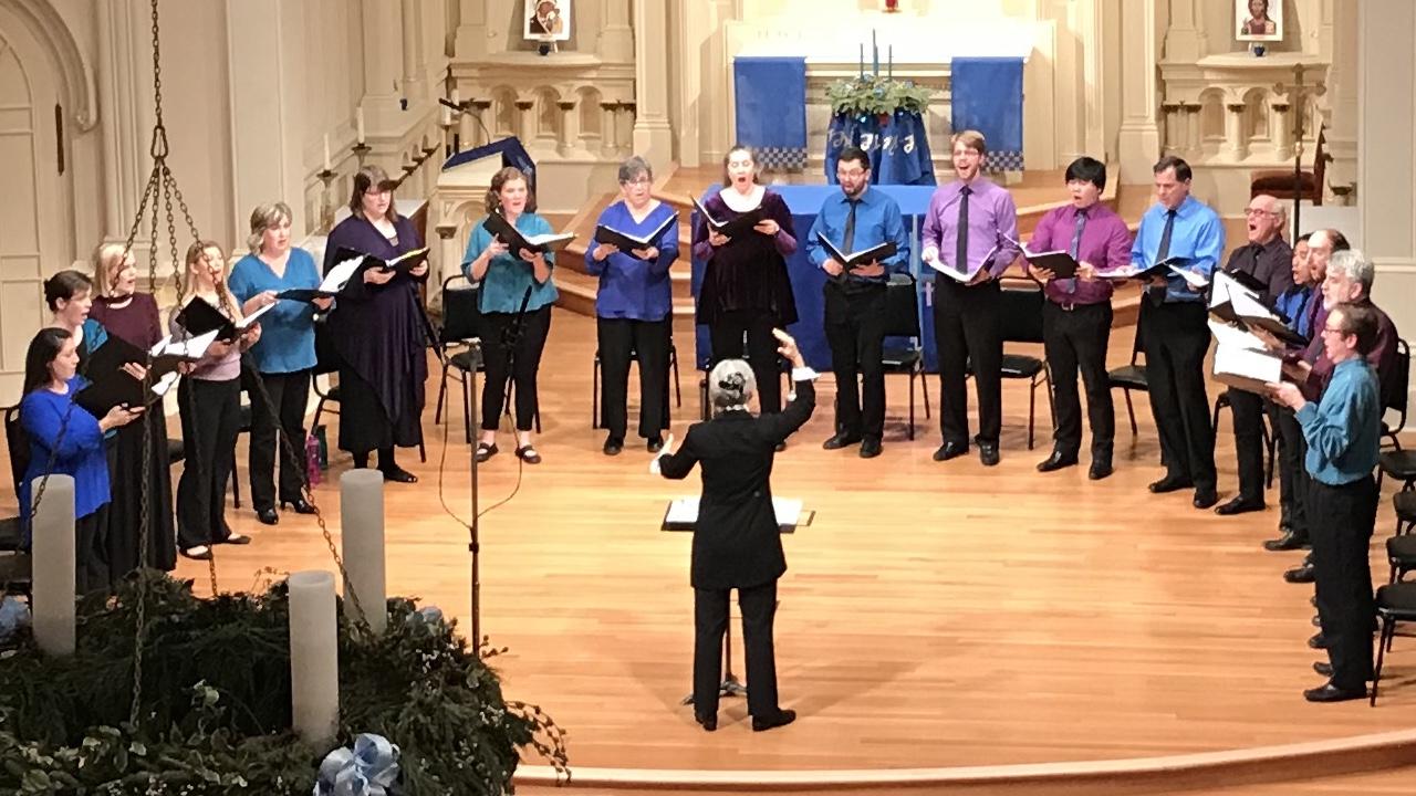 San Francisco Choral Artists - A Chamber Vocal Ensemble